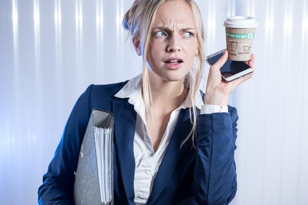 Erhöhter Stresspegel – ständige Erreichbarkeit hinterlässt Spuren