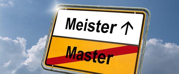 Bayern fordert Wiedereinführung der Meisterpflicht