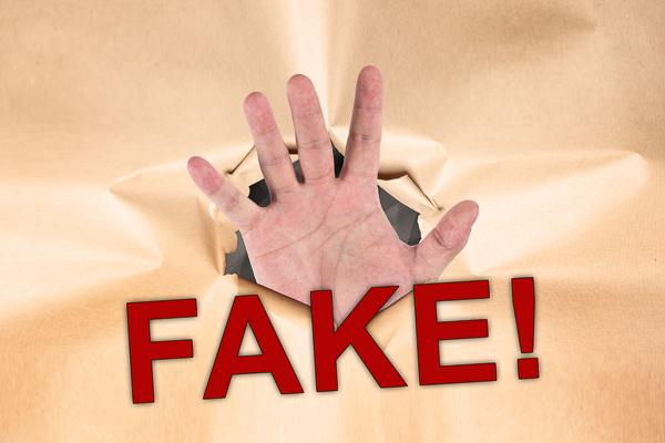 Warnung vor Fake, Abzocke und Betrug
