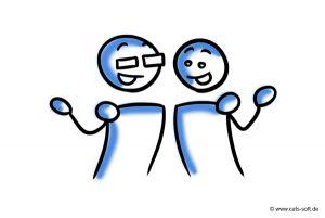 Kundenpflege ist wie Freunschaftspflege