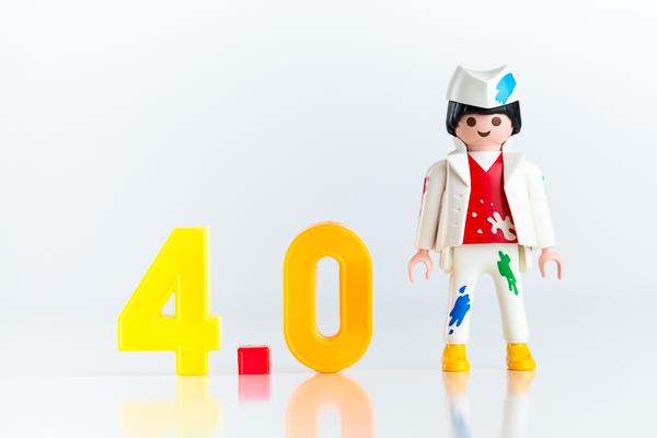 Malerbetrieb 4.0: Fette Vorteile beim Kundengespräch