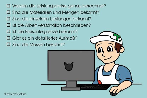 """Checkliste """"Angebot & Kalkulation"""" im Malerbetrieb"""