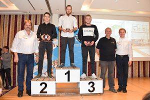 Siegerehrung Deutsche Meisterschaft der Stuckateure 2018