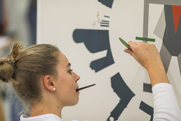Malergesellin Jessica Jörges – Gewinnerin auf der Überholspur