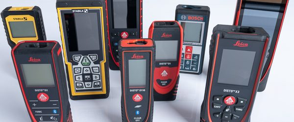 Aufmaß-Profis aufgepasst: Marktübersicht Lasermessgeräte mit Bluetooth-Funktion