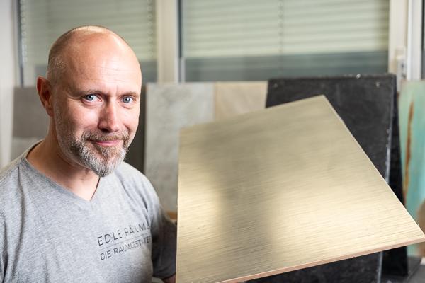 Robert Paulus- edle Obeflächentechnik: Lucido - Edelmetall