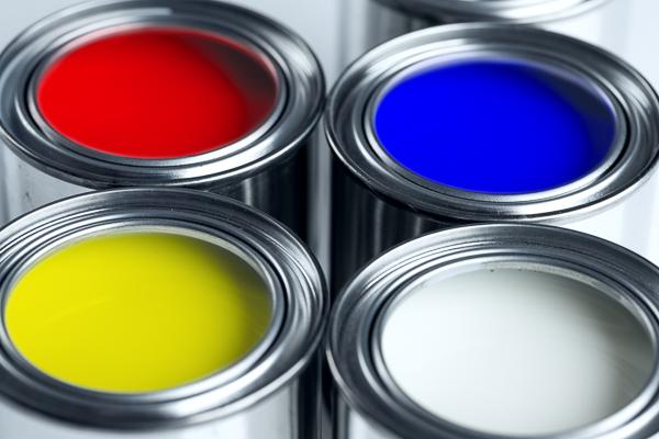 Deutsche Farbenindustrie: Sinkende Absatzzahlen lassen aufhorchen
