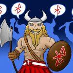 Wikinger und Dänenkönig Harald Blauzahn, der Namensgeber für Bluetooth