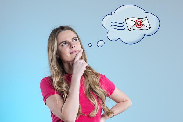 Vermeiden Sie 10 grobe Fehler bei geschäftlichen E-Mails