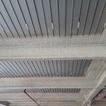 Maxit-Brandschutzputz auch für Stahlstützen und Stahlträger