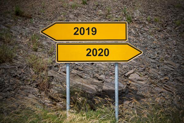 Ein Blick zurück auf 2019, oder: Auf Knopfdruck schlauer ins Jahr 2020