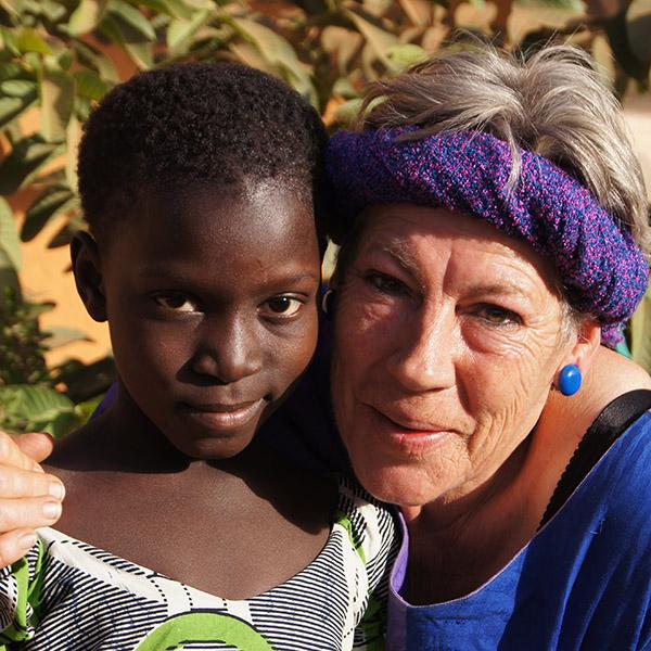 Katrin Rohde gibt Kindern in Burkina Faso eine Zukunft