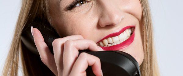 Malerbüro: Telefonieren leicht gemacht