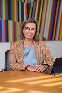 ADLER-Geschäftsführerin Andrea Berghofer