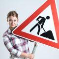 Neue Unfallverhütungsvorschriften (UVV) Bauarbeiten seit 1. April 2020 in Kraft