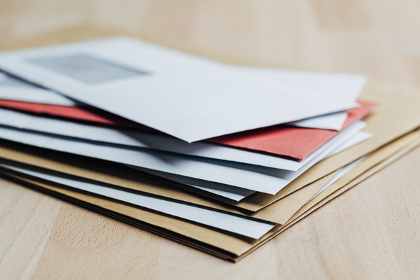 Unternehmen schaffen Briefpost ab