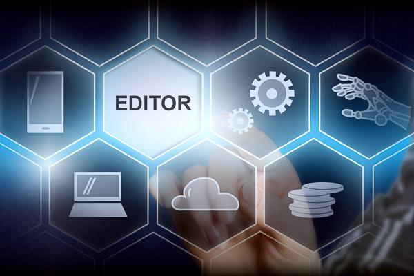"""Was ist ein """"Editor""""?"""