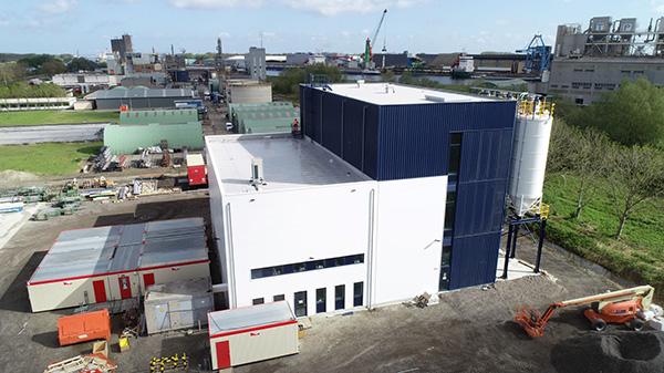 PolyStyreneLoop-Werk in den Niederlanden